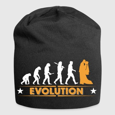 Marriage - evolution - Jersey Beanie