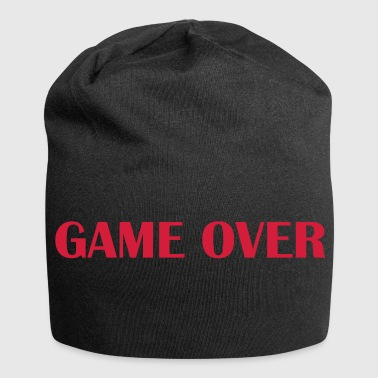 Game over - Jersey Beanie