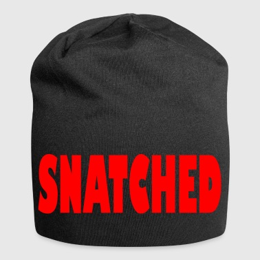 snatched - Jersey Beanie