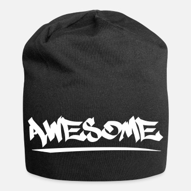 Awesome Awesome - Bonnet en jersey