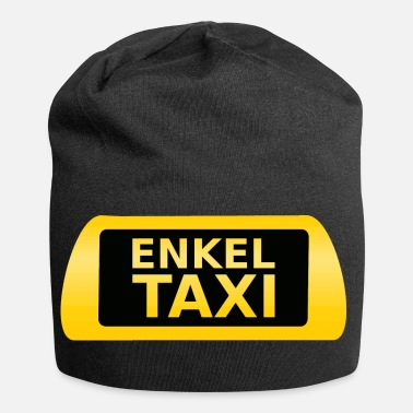 Taxi Enkel Taxi - Jersey-Beanie