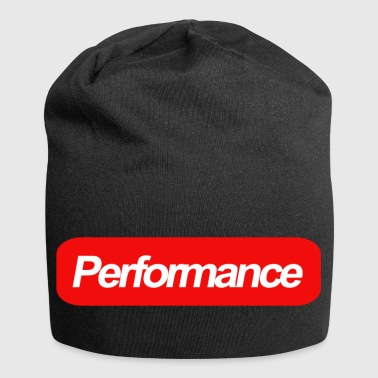 performance - Bonnet en jersey