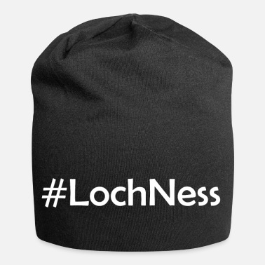 Mostro Di Loch Ness #Loch Ness - Beanie in jersey