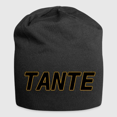 Tante - Jersey-Beanie