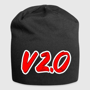 Version 2.0 - Jersey Beanie