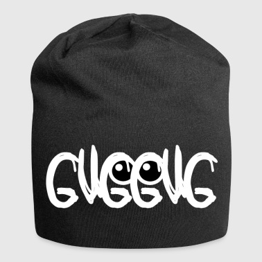 Dialect Hello Guggug eyes - Jersey Beanie