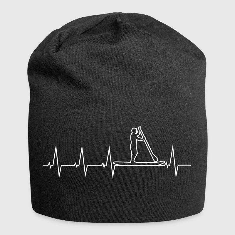 SUP - Stand up paddle - Heartbeat - Jersey Beanie