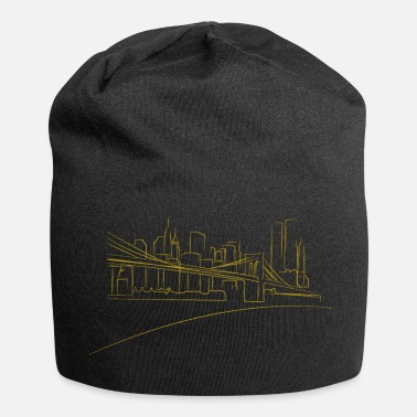Brooklyn Bridge Brooklyn Bridge - Jersey-Beanie