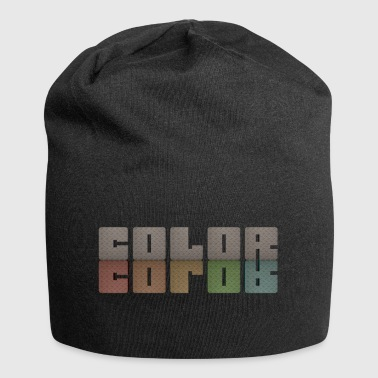 colore - Beanie in jersey
