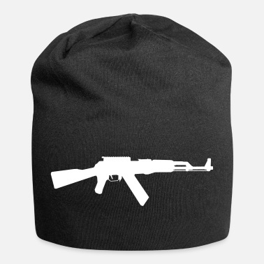 Assault Rifle AK-47 Assault Rifle - Jersey Beanie