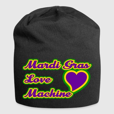 Mardi Gras Love Machine - Jersey Beanie