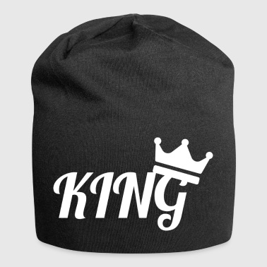King | king - Jersey Beanie