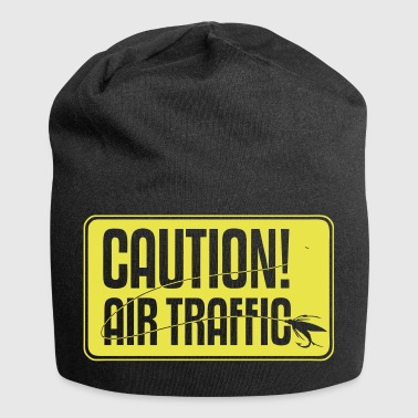 TRAFFICO AEREO - Beanie in jersey
