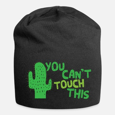 You cant touch this (spiked cactus) - Beanie