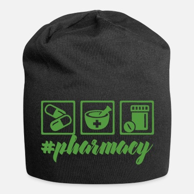 Pharmacy Pharmacy / Pharmacist: #pharmacy - Jersey Beanie