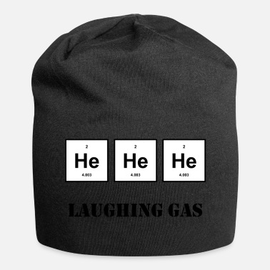 Gas Laughing gas - Jersey-Beanie