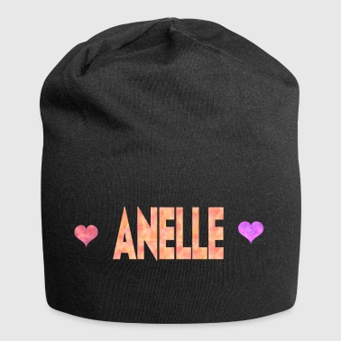 Anelle - Beanie in jersey