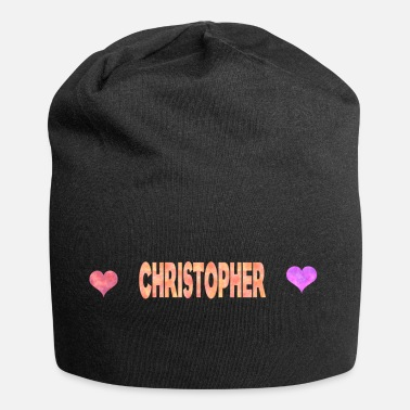 Christophe Christopher - Bonnet en jersey
