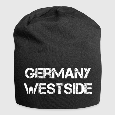 Germany West side West Germany - Jersey Beanie