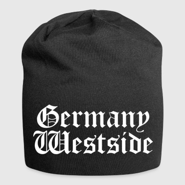 Allemagne Westside simple Blanc - Bonnet en jersey