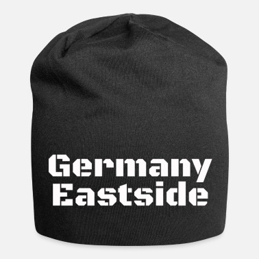 East Germany Germany East side East Germany White - Beanie
