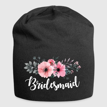 Bridesmaid Gifts. Hen Do Party. Bachelorette Party - Jersey Beanie