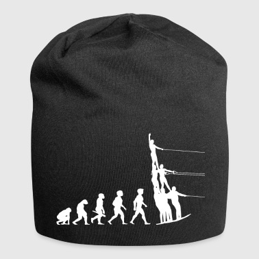 Evolution water skiing water sports - Jersey Beanie