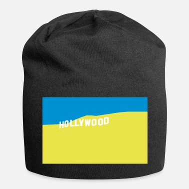 Hollywood Hollywood - Gorro holgado de tela de jersey