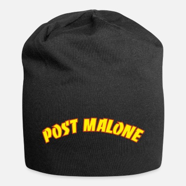 Post Post Malone Graphic - Berretto