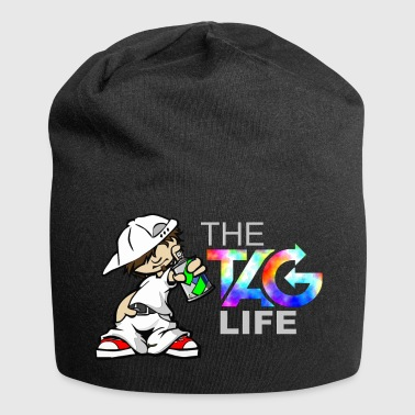 THE TAG - Jersey Beanie