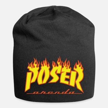 Poser POSER Graphic Poser Flame - Beanie