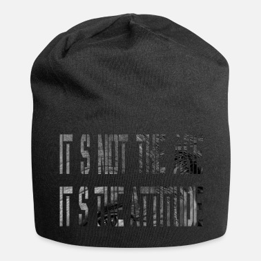 Age It is not the age - Jersey Beanie