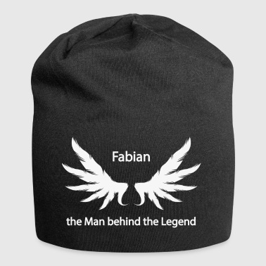 Fabian the Man behind the Legend - Jersey Beanie