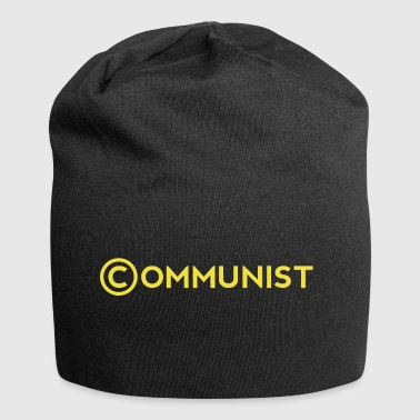 comunismo Copyright - Beanie in jersey
