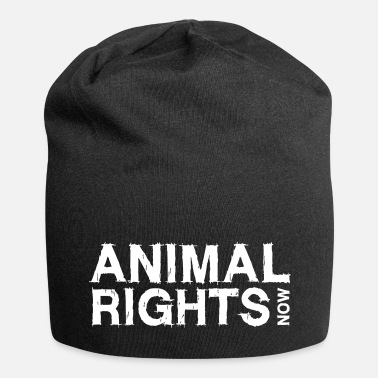 Animal Liberation ANIMAL RIGHTS NOW_01 - Jersey-Beanie