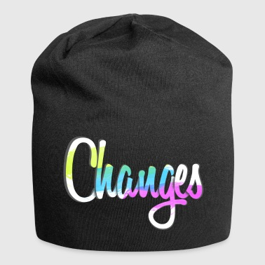 Changes - Jersey Beanie
