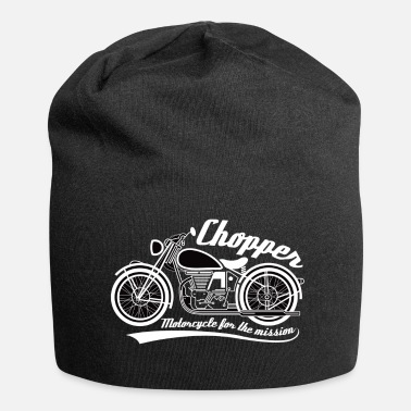 Chopper Chopper Bike - Beanie in jersey