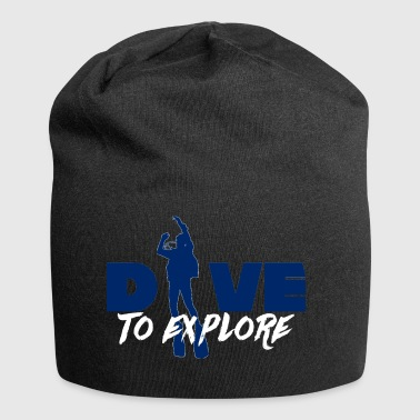 Dive Diving / Diving: Dive - Jersey Beanie