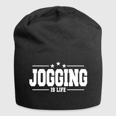 Bootcamp jogging is life 1 - Bonnet en jersey