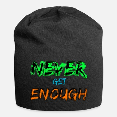 Never Give Up Never get - Beanie