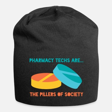 Farmacia Farmacia / Farmacista: Farmacia Techs ... The - Beanie in jersey