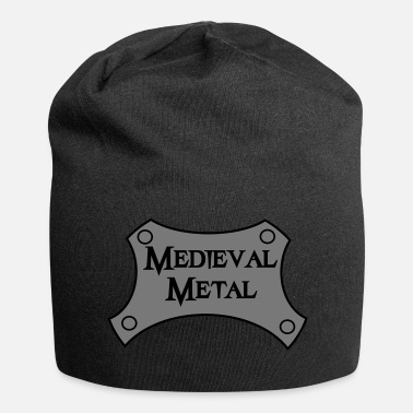 Medievale Metallo medievale - Beanie in jersey