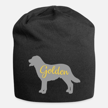 Golden Golden Retriever - Jersey-Beanie