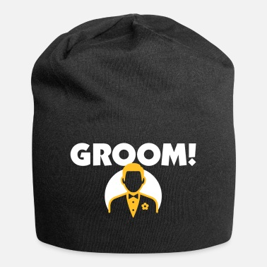 Groom To Be The Groom - Jersey Beanie