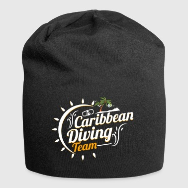 Caribbean Diving - Jersey Beanie