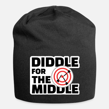 Diddl Diddle for the Middle w - Jersey-Beanie