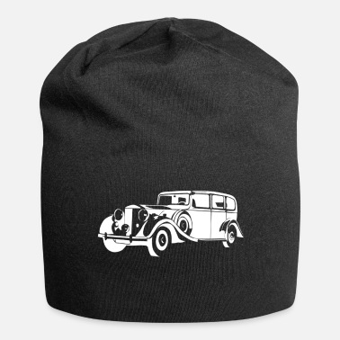 In Auto auto - Beanie in jersey