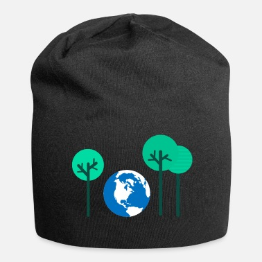 Planet Earth planet Earth - Jersey Beanie