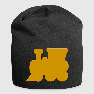 Steam locomotive, locomotive - Jersey Beanie