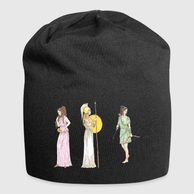 Ancient women - Jersey Beanie